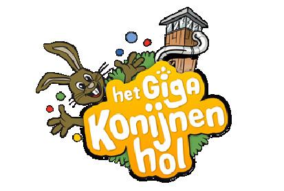 giga-konijnenhol
